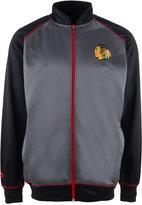 Majestic Men's Chicago Blackhawks Wow Track Jacket