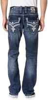 Rock Revival Men's Casey J400 Straight Cut Jeans