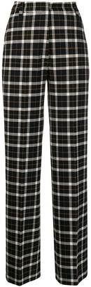 Markus Lupfer Marley plaid trousers
