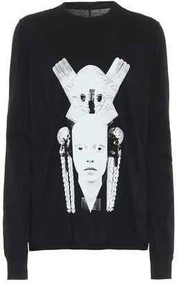 Rick Owens DRKSHDW cotton sweatshirt