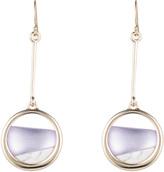 Alexis Bittar Multi Color Asymmetrical Drop Earring