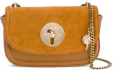 See by Chloe Lois cross-body bag - women - Cotton/Calf Leather/Calf Suede - One Size