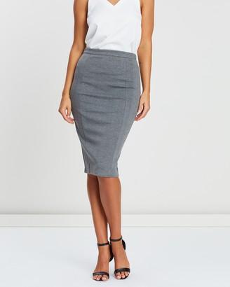 Atmos & Here Naomi Pencil Skirt