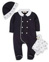 Armani Junior Boys' Footie Set - Baby