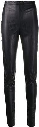Philosophy di Lorenzo Serafini skinny-fit biker leggings