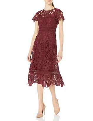 Erin Fetherston Erin Women's Lacey Lace Dress