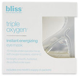Bliss Triple Oxygen® Instant Energy Eye Mask