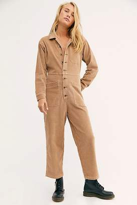 Free People Gia Cord Coverall