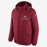 Nike Sideline (NFL 49ers) Men's Jacket