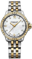 Raymond Weil Tango Ladies' Two Tone Bracelet Watch