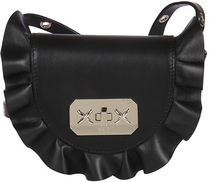 Rock Ruffles Belt Bag