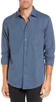 Rodd & Gunn Men's 'Kennaway' Sports Fit Dot Print Sport Shirt