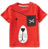 Joules Baby/Little Boys 12 Months-3T Ben Bear Short-Sleeve Pocket Tee