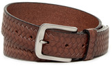 Tommy Bahama Coconut Grove Leather Belt