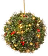 National Tree Company Crestwood Spruce Pre-Lit Kissing Ball