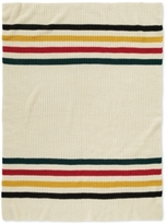 Pendleton Glacier Knit Throw and Decorative Pillow Collection