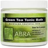 Abra Green Tea Body Soak Bath by 1lb Bath Soak)