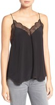 Zadig & Voltaire Women's 'Christy' Lace Silk Tank
