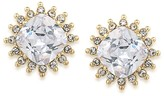 Carolee Clip-On Stud Earrings