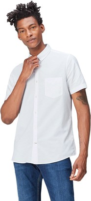 Find. Men's Slim Fit Short Sleeve Shirt