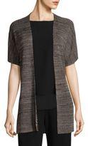 Eileen Fisher Crochet Kimono Cardigan