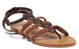 Western Chief Jill Caged Flat Sandal