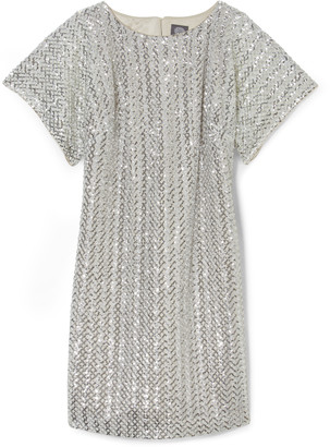 Vince Camuto Sequin Shift