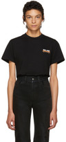 Vetements Black 100% Pro Standard T-shirt