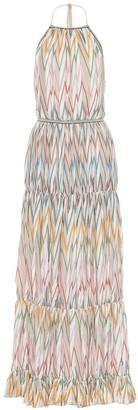 Missoni Cotton-blend maxi dress