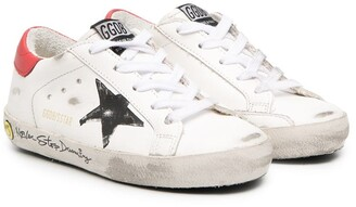Golden Goose Kids Super-Star sneakers