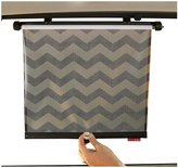 Skip Hop Style Driven Window Shade - Tonal Chevron - 0 - 0 pk