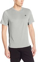 Champion Men's Vapor Heather V-Neck Tee