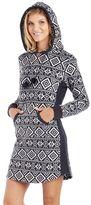 Cuddl Duds Women's Pajamas: Show Stopper Hooded Sleep Shirt