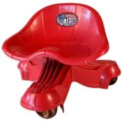 The Bone Red Tail Bone Creeper Seat