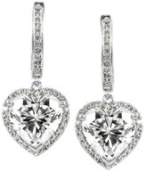 Emitations Corazana's CZ Heart Earrings