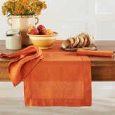 Williams-Sonoma Williams Sonoma Washed Linen Table Runner, Sale