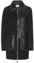 Edun Leather And Suede Jacket