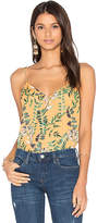 House Of Harlow x REVOLVE Audrey Cami in Orange. - size L (also in S,XL,XS)
