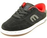 Etnies Lo-cut 2 Round Toe Suede Sneakers.