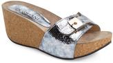 Cordani Glacier Aries Leather Sandal