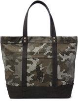 Ralph Lauren Big Pony Camouflage Tote