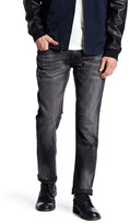 X-Ray Five Pocket Distress Jean