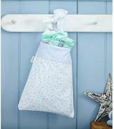 Clair De Lune Stars & Stripes Cot Pocket - Blue