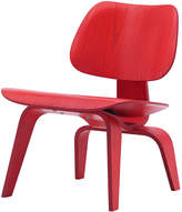 Vitra Eames LCW Chair - Red Stained Ash