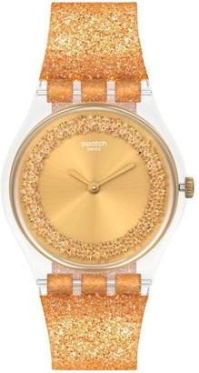 Swatch Sparklingot Watch