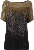 Versace studded T-shirt - women - Spandex/Elastane/Viscose - 44