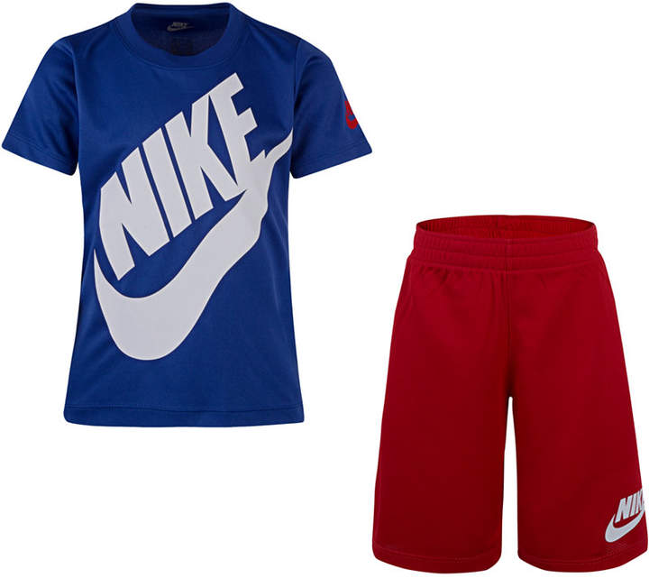 0262e7288 Nike Red Boys' Matching Sets - ShopStyle