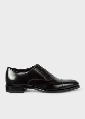 Paul Smith Men's Black Calf Leather 'Carlisle' Oxford Shoes