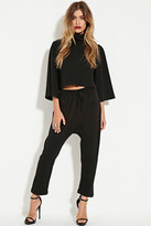Forever 21 FOREVER 21+ The Fifth Label Capri Joggers