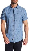 Globe Creswick Short Sleeve Print Standard Fit Shirt